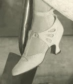 Womens 1920s and 1930s Shoes Styles