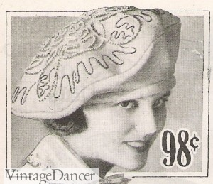 1920s Hat Styles for Women  Beyond the Cloche Hat