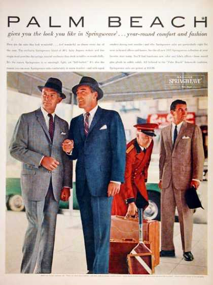 1950s Style Mens Suits