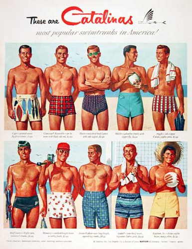 1950s mens swimsuits bathing suits jpg