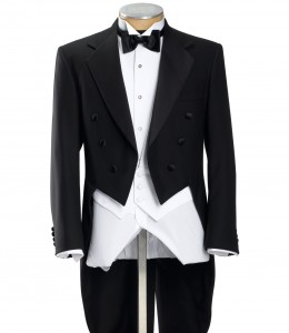 Victorian Mens Formal Wear with Modern Clothes