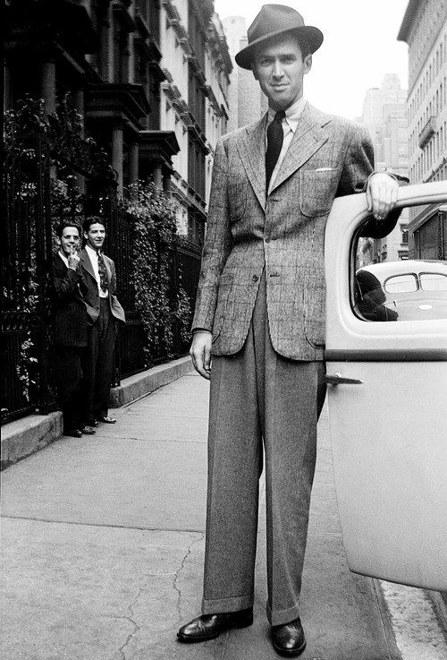 Men S Fashion 1930s: 1930s Men's Suits- History In Pictures