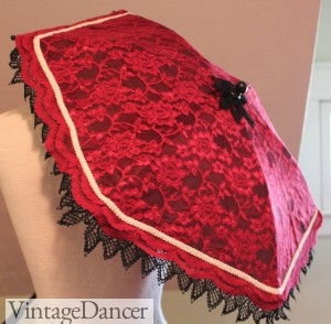 Make a Victorian Carriage Parasol