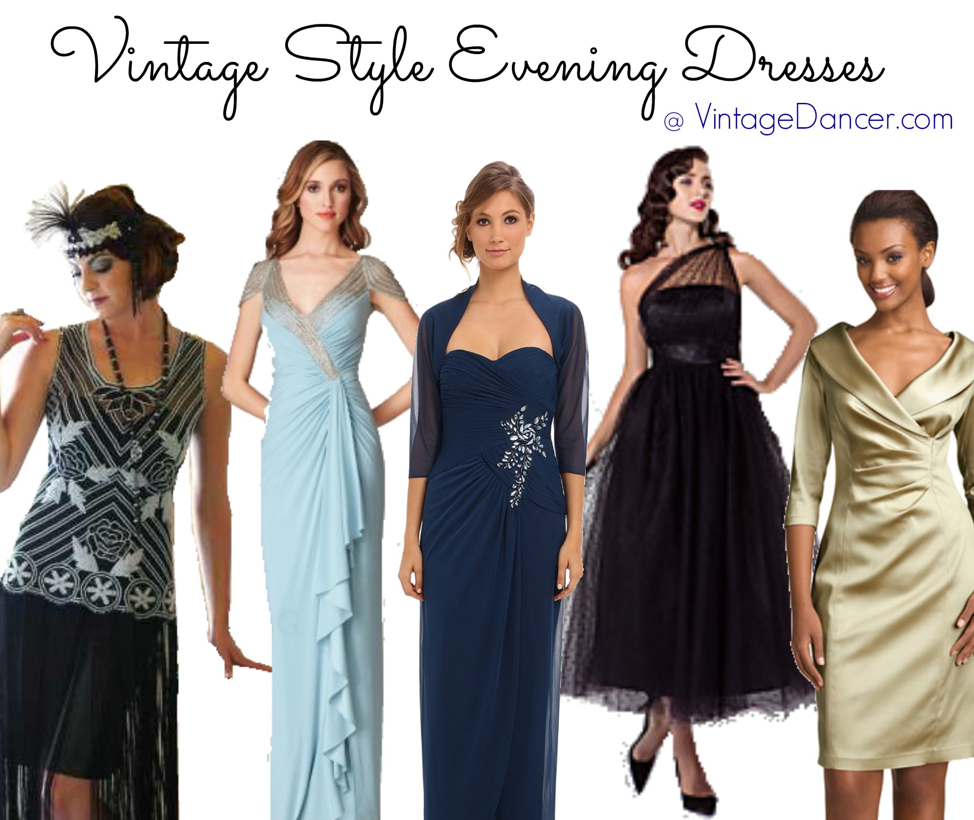Occasion Dresses For Over 60's