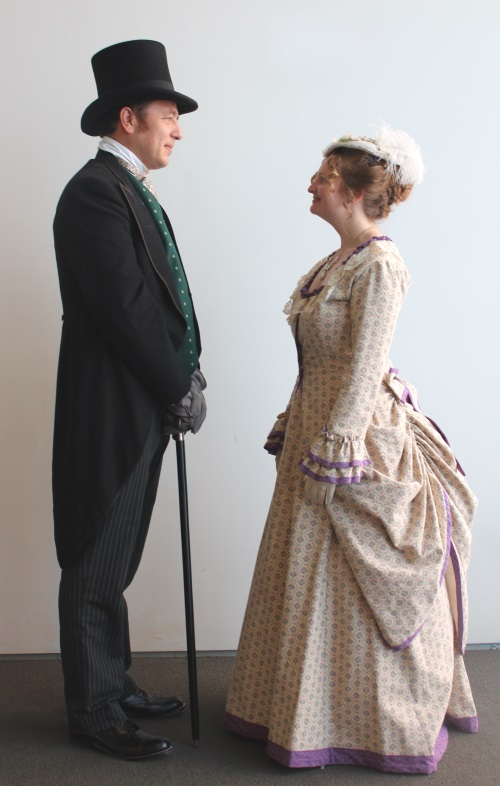 Victorian Style Clothing &amp Costumes- Men &amp Women