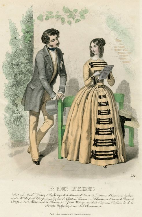 Victorian Fashion – 1840s to 1890s