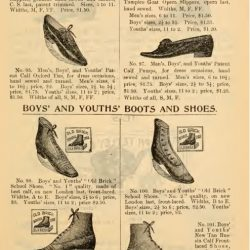 Find Civil War, Victorian Boots & Shoes for Kids