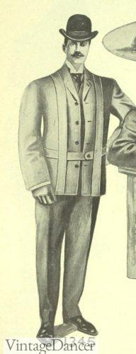 1905 Norfolk suit