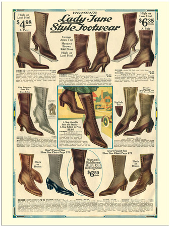 1919 womens shoes and boots