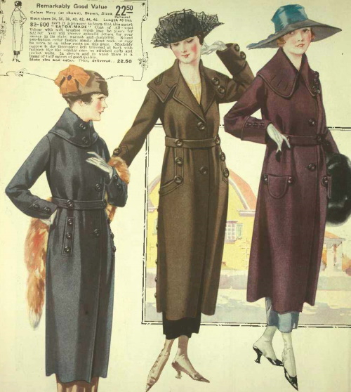 1920 winter coats