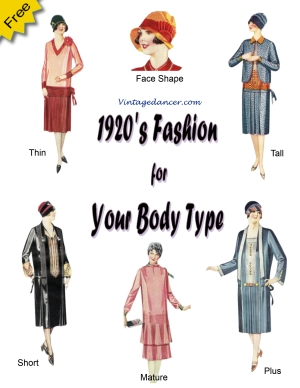 1920 39 S Fashion For Your Body Type Free Ebook