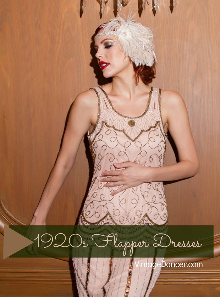 cc835afef89 Flapper Dresses   Quality Flapper Costumes