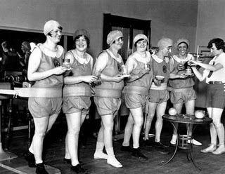 1920s gymsuits for women