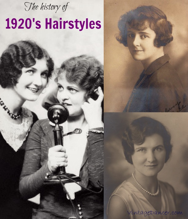 1920 Hairstyle | 1920s Hairstyles History Long Hair To Bobbed Hair