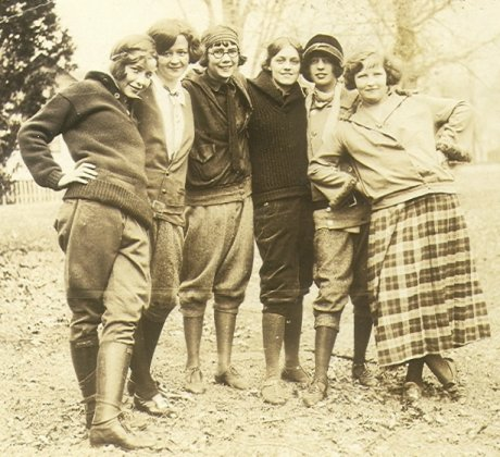Did Women Wear Pants in the 1920s? Yes! sort of...