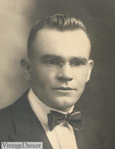 1920s bow tie mens neckwear neck tie styles