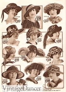 1920s hats for teenagers