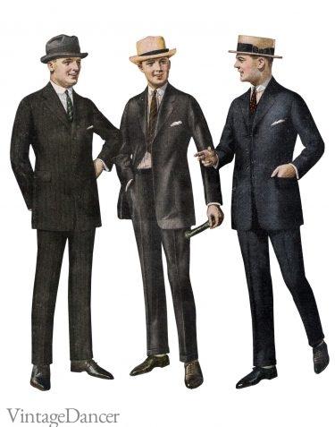 1922 mens suits