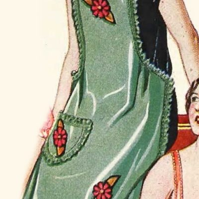 1920s Apron History and Patterns