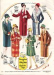 1920s jackets and coats