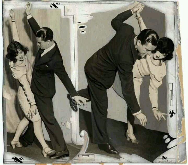"1928 the ""Cotton Pickin Dance"""
