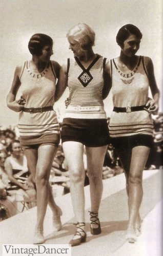 1928 swimsuits