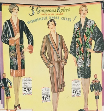 1930s robes