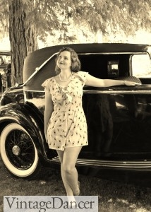 1930s playsuit from Forever 21