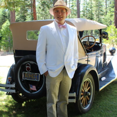 1930s Men's Outfit Inspiration | Costume Ideas