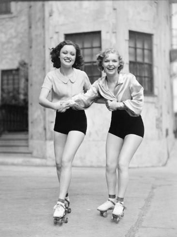 1930s shorts and blouses