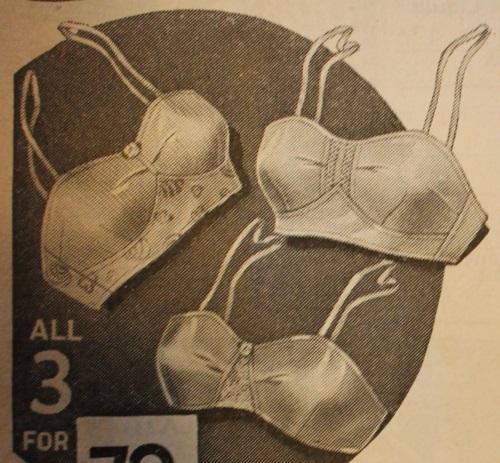 1930s Lingerie Styles – Bra, Underwear, Girdle, Stockings