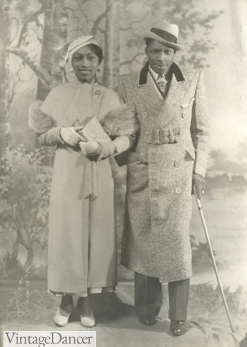 1930s Black Fashion, African American Clothing Photos