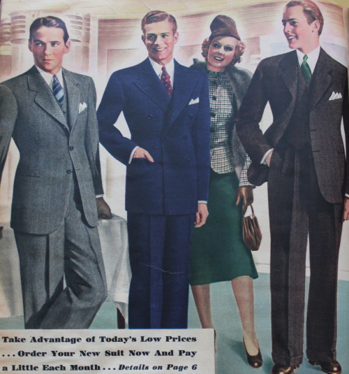 1930s Men S Fashion Guide What Did Men Wear