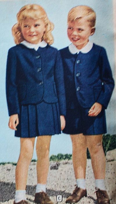 2a02a4719 1940s Children s Clothing  Girls