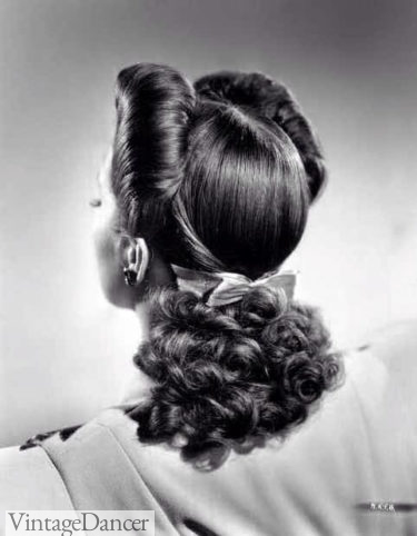 1940s long hairstyles