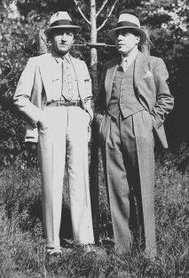 1940s men's fashion