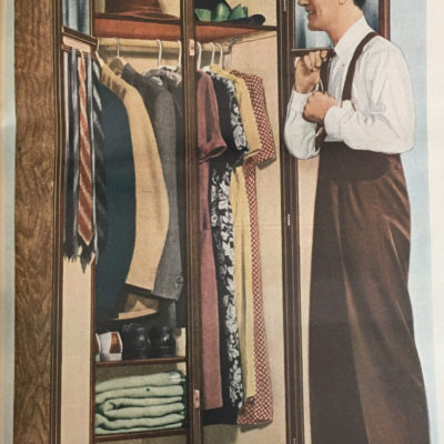 Vintage Wardrobes- What people really wore 1910s-1960s