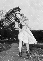 Vintage Raincoats, Jackets and Capes for Women