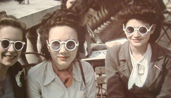 1940s womens sunglasses