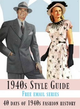 Dress up 40s style clothes