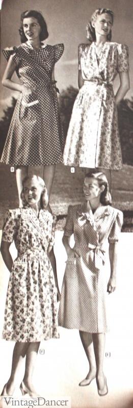 1940s maternity dresses