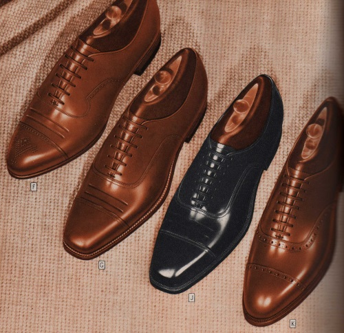 6a93fa34ef0d 1940s Shoes for Men  History and Buying Guide