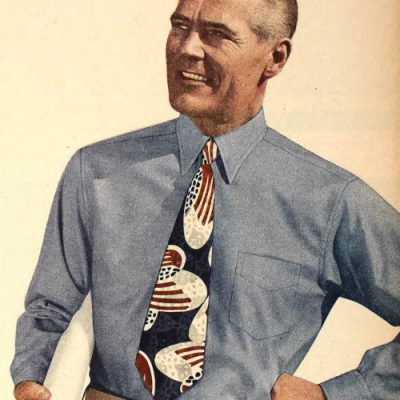 1940s Mens Shirt Styles | Dress Shirts, Casual Shirts