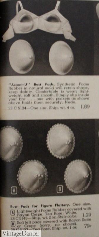 1940s bus pads