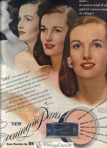 1947 powder makeup