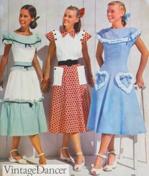 1948 Aldens teen pocket dresses (7)