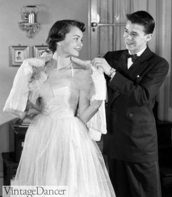 1950s men's double breasted tuxedo for prom