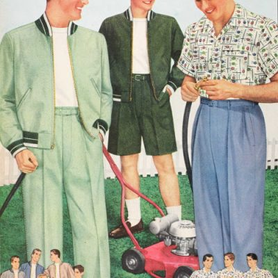 1950s Men's Summer Outfit Ideas