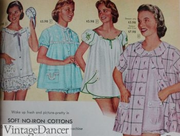 1956 Baby Doll pajamas