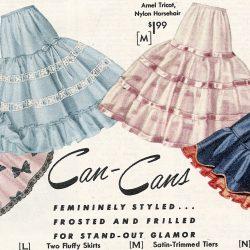 1950s Petticoat History